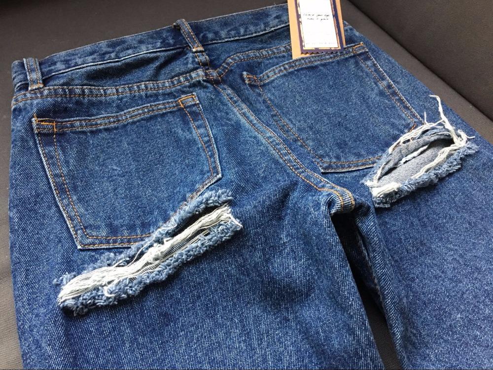 Super Sexy Bu Ripped Hole Jeans Slim Fit Women Jeans High Waist Exposed Hips Fashion Denim Women Boyfriend Skinny Jeans Femme (28)