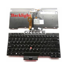 New  Keyboard  FOR LENOVO FOR IBM ThinkPad T430 L430 W530 T430I T430S X230I X230 T530I UI laptop keyboard Backlight