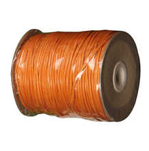 50yards/roll+3.5mm Golden Yellow Korea Polyester Wax Cord Waxed Rope Thread+Jewelry Accessories Bracelet Necklace Wire String(China)