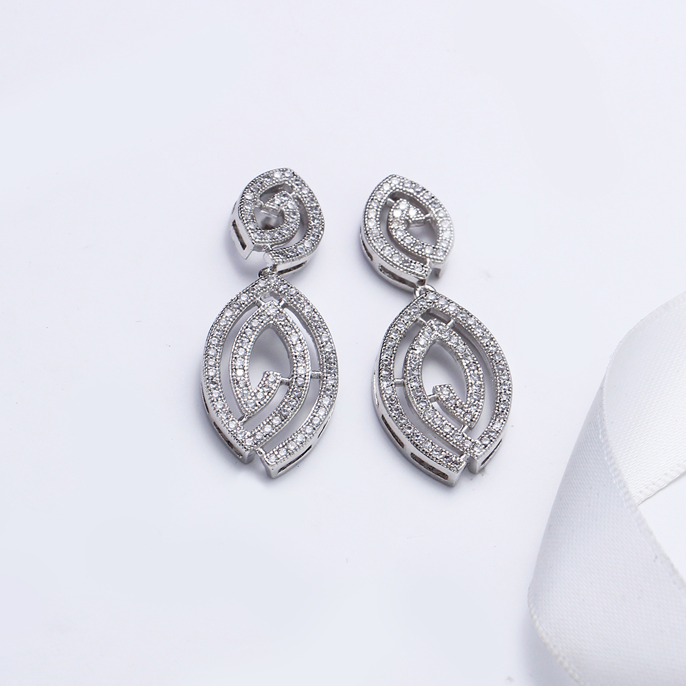 Design Drop earrings (8)