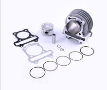 GY6 60cc 44mm Cylinder Piston Rings assy 4 Stroke Scooter Moped ATV with 139QMB 139QMA engine(China)