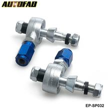 AUTOFAB-Rear Suspension Adjustable Out Tie Rod End Arms Link Suspension JDM For Mazda RX7 93-98 FD EP-SP032