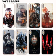 Buy WEBBEDEPP Witcher Wild Hunt poster series Hard Cover Case iPhone 8 7 6S Plus X/10 5 5S SE 5C 4 4S for $1.49 in AliExpress store