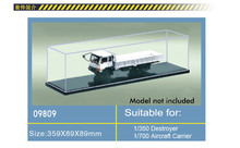 Trumpeter 100% original 09809 model display case display box 359MM*89MM*89MM suitable for 1/350  1/700 scale ship warship