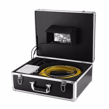 7 inch 20M industrial Endoscope Underwater video system pipe inspection system(China)