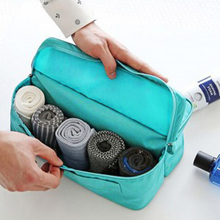 Donbook New Brand Fadish Travel Multi-Function Underwear Storage Bags Separate  Socks Clear Up bagsPortable toiletry bags A11-2