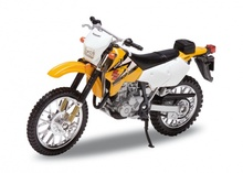 WELLY 1:18 Suzuki DR Z400S MOTORCYCLE BIKE DIECAST MODEL TOY NEW IN BOX FREE SHIPPING