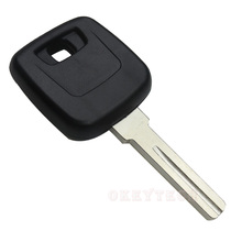 Good quality car blank transponder key shell for RMLKS case for volvo v70 s80 s60 v40 xc90 s40 xc70 xc60 auto key shell blade