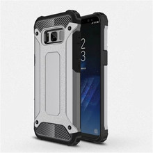 For Samsung Galaxy S5 S6 EDGE Plus S7 edge S8 Hybrid Armor TPU Case For A3 A5 A7 A9 J1 J2 J5 J7 2016 Rugged Cover for Note 4 5 8