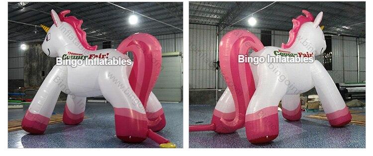 BG-A0459-Inflatable-horse cartoon-bingoinflatables_03