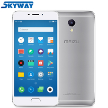 "Original Meizu M5 Note 3GB RAM 16GB/32GB ROM Helio P10 Octa Core Mobile Phone 5.5"" 1920x1080 13.0MP 4000mAh Fingerprint ID"