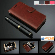 Highscreen Power 5 Classic Luxury Flip Stand Wallet Leather case For Highscreen Power Five Protective Shell Mobile Phone Bag JP1