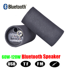 60W-120W Bluetooth Speaker Subwoofer sound bar Speakers Support USB and TF card Boombox Speaker For xiaomi iphone Samsung
