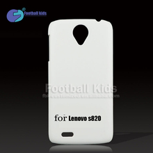 Blank Heat transfer Phone Cover Case,For Lenovo S820 Blank 3D Sublimation Product Cover,More Fashion/rare Model Choose