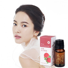2017 new 100% Pure Nature Aromatherapy 10ml Essential Oils Fragrance Aroma ~Rose~(China)