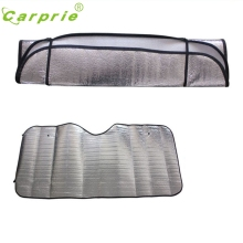 Car-styling car-covers ja solar Sun protection Car Windshield Visor Cover Front Rear Block Window Sun Shade ja 6