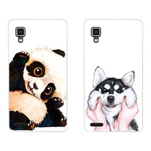 Buy lenovo p780 Case,Silicon Dogs cats cartoon Painting Soft TPU Back Cover lenovo p780 Phone protect Bags shell for $1.49 in AliExpress store
