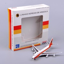 Diecast Airplanes Model Toys Inflight500 1/500 Scale Alloy Boeing Aircraft Model Kids Gifts Collections