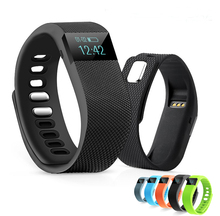 Fitness Tracker Smart band Bluetooth 4.0 Wristband Smart Pedometer Bracelet For iPhone Samsung Smartband PK Fitbit Mi band