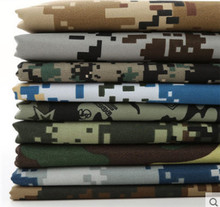 Digital camouflage cloth and fabric jungle and camouflage fabric for outdoor bags cloth tablecloth