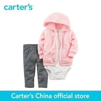 Carter de 3 pcs bébé enfants enfants Petite Veste Ensemble 121H508, vendu par Carter de Chine boutique officielle