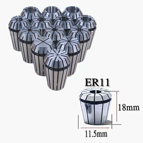 13PCS/set  ER11 Spring Collet Set Fr CNC milling Engraving machine<br><br>Aliexpress