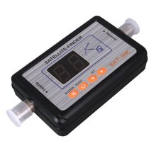 HFES Free Shipping WS-6903 Digital Satellite Finder Meter LCD Display TV Signal Finder