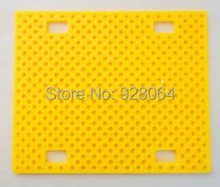 5pcs 7590 plastic plates/model base retainer/diy frame / bread board/toy accessories/Technology model parts/rc car robot parts(China)