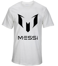 summer Lionel Messi Barcelona homme drake Men's t-shirts casual fitness black brand clothing cotton Hip Hop streetwear tshirt(China)