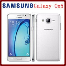 Original Unlocked Samsung Galaxy On5 G5500 4G LTE Android Mobile Phone Dual SIM 5.0'' Screen 8MP Quad Core Good selling !(China)