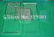 00# capsules used! 100 cavity  manual capsule filling machine,capsulator,capsule filler with tamping tool