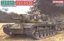 1/35 scale model Dragon 3562 M60A2 & quot; Star Warship & quot; main battle tank(China)
