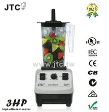 100% Original JTC Omniblend 3HP 38000RPM 1.5L commercial bar blender food mixer TM-767A juicer heavy duty Industrial ice blender(China)