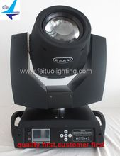 12pcs+6 flight cases free shipping China market touch screen 8-facet prism dj lighting 200w 5r moving head beam