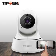 720P Wireless IP Camera Wi-fi WIFI Security CCTV Camera Home Alarm Surveillance Onvif Camera Indoor PTZ Camara Baby Monitor Cam(China)