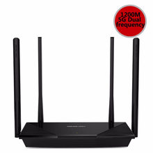 Global Version WIFI Router 3 4 Antennas WiFi 1167Mbps 802.11ac b/g/n WIFI Dual Band 2.4G/5G Supports APP access point(China)