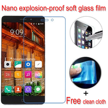 Buy Xinyada Nano Explosion-proof Soft Clear Screen Protector Protective Lcd Film Elephone P9000 Lite P3000 P3000S S2 for $1.39 in AliExpress store