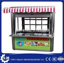 Commercial use Mobile Food Trailer food cart Australia new food trailer and food truck