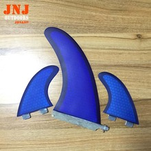 "FREE SHIPPING Wholesales cheapest quality sup stand up paddle board blue fin system 9"" centre fin and 2 pcs FCS G5(China)"