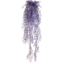 85CM Artificial Hanging Flower Plant Fake Vine Willow Rattan Flowers Artificial Hanging Plant for Home Garden Wall Decoration(China)