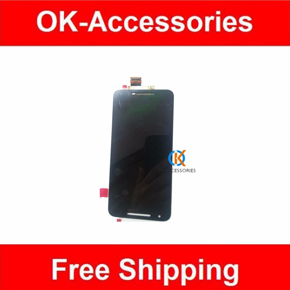 1PC /Lot For LG Nexus 5X H791 LCD Display+Touch Screen Digitizer Assembly Black Color<br><br>Aliexpress