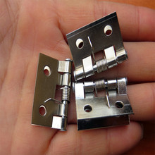 26*31MM Spring hinge  Small  Gift  Wooden box hinge  Decorative Hinge  Small hinge furniture  Wholesale