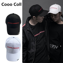 2017 GD Bigbang Men Women hat Hip Hop Justin Bieber Baseball Caps Streetwear Printed letters Ring Caps Hat 5 Style IACB Store(China)