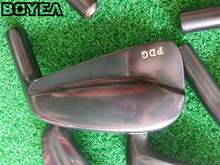Brand New Boyea Yururi PDG Iron Set Golf Forged Irons Golf Clubs 3-9P Regular and Stiff Flex Steel Shaft With Head Cover
