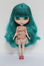 Free Shipping Top discount  DIY  Nude Blyth Doll item NO. 08 Doll  limited gift  special price cheap offer toy