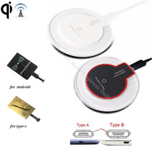 Qi Wireless Charger For Xiaomi Redmi Note 3/4/Pro 4x/3x/4a Samsung Galaxy A5/A3/A7 2016/2017 Wireless Charging Charger Receiver
