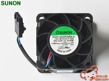 SUNON PSD1204PQBX-A For Dell R210 server fans 0T705N 0N229R 40 * 28  server inverter axial cooling fan