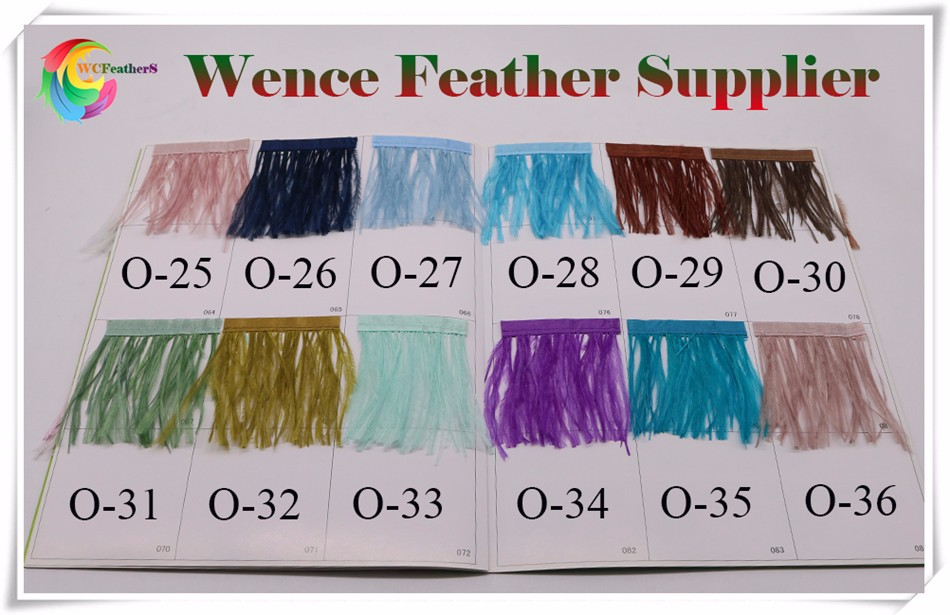 ostrich feather trims color chart 3_