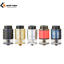 Original Geekvape Peerless RDTA Atomizer 4ML With Upgraded Build Deck hinge-lock filling system For E Cigarette Mod Vape Agies