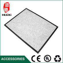The HJZ2202white hepa air filter cleaner parts, hot sale high efficient composite air purifier parts KJF2102T  KJF2103T